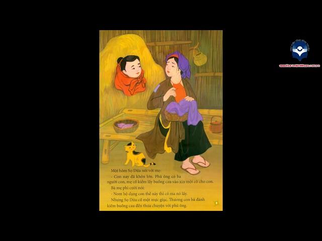 Kể truyện cổ tích Sọ Dừa
