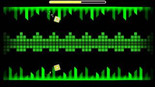 [Geometry Dash] Harddrive (level preview)