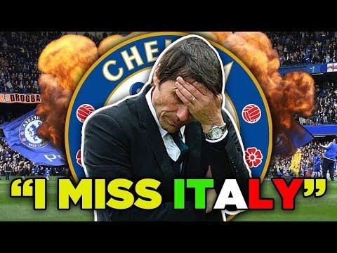 Has Antonio Conte CONFIRMED He Will Leave Chelsea?! | Transfer Talk