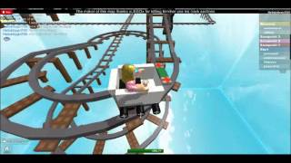 ROBLOX Series 1 Episode 1: Gangnam Style Cart Ride *OLD VIDEO I AM SUCH A NOOB DONT WATCH*