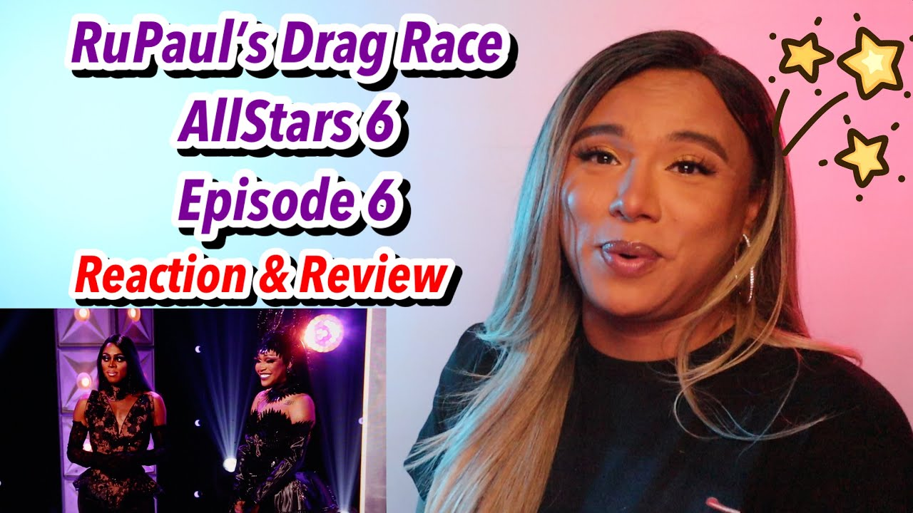 Rupaul's Drag Race All Stars 6 Episode 6 Reaction and Review | Rumerican Horror Story: Coven Girls
