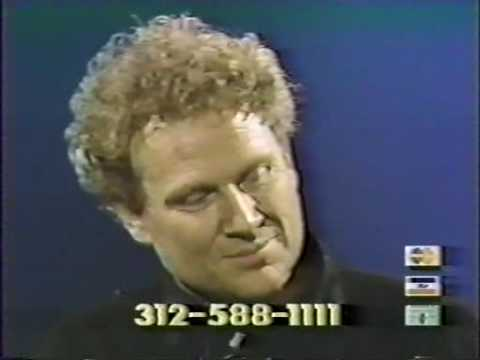 Doctor Who Colin Baker  for PBS WTTW Chicago