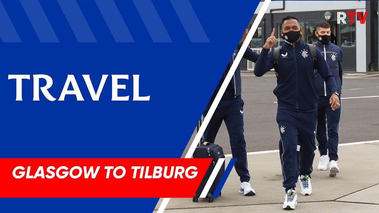 TRAVEL   Rangers Head To Holland   23 Sep 2020