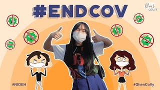 GHEN CÔ VY - OFFICIAL ENGLISH VERSION | Washing Hand Song | Together we #EndCoV