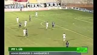 Adana Demirspor 2   Manisaspor 0