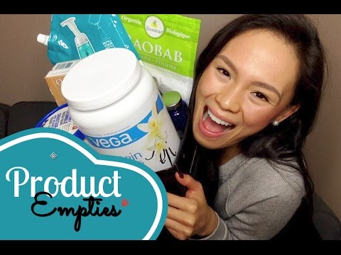 Product Empties |  baobab, quest nutrition, vega protein & greens + more! pt. 2