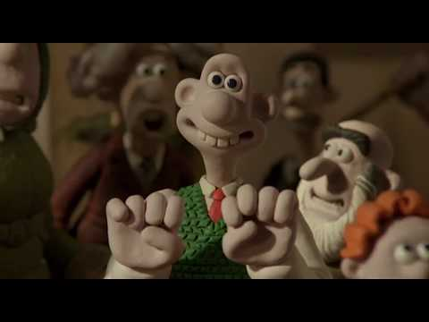 Wallace & Gromit: The Case of the CGI Bunnies.