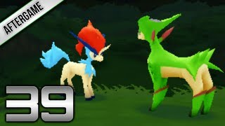 Pokemon Mystery Dungeon: Gates to Infinity - [Aftergame] Part 39 - Meeting Meloetta