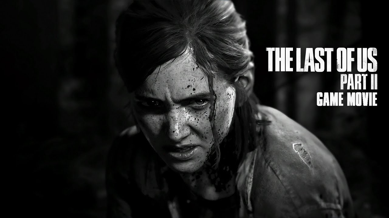 The Last Of Us - Part 2 - Game Movie
