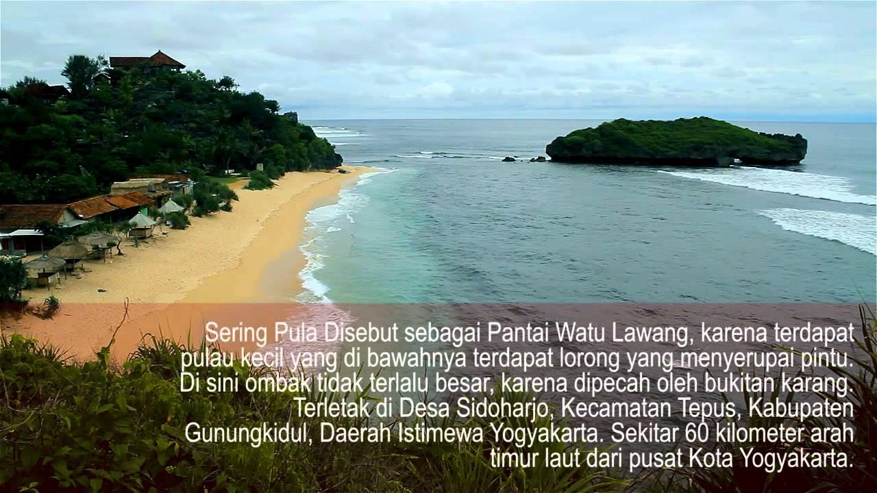 Pantai Slili Gunungkidul Yogyakarta Youtube