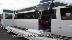 EXOTIC International Heartbreaker Party Bus - ONLY @ Diamond Limo NY