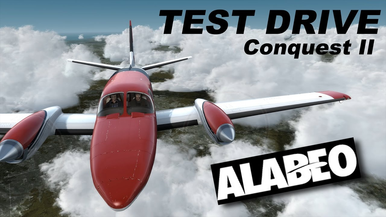 32 40 MB] Download Lagu Test Drive Alabeo C441 Conquest II