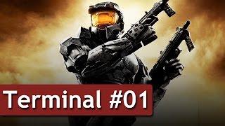 Halo 2 Anniversary - Terminal 1 von 15 - MND Akte: Zielprofil (German / deutsch)