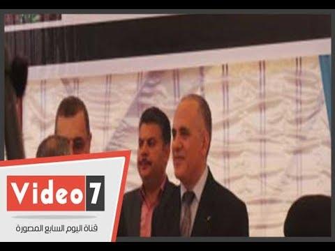 وزير الرى: لدينا أزمات فى المياه والتلوث ولابد من تحويلها لفرصة  - 18:22-2018 / 5 / 26