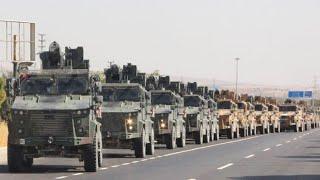 Türk Ordusu Kudüs'e Gidiyor! | Türk Ordusu Yardıma Gidiyor | Turkish Army Goes To Jerusalem 🇹🇷🇯🇴