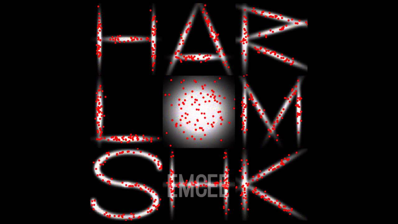 HarleMCMC Shake — emcee Style