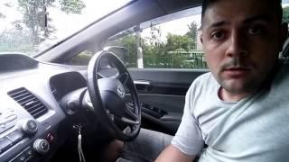 Estacionar carro com câmbio automático. Chega de Trancos.
