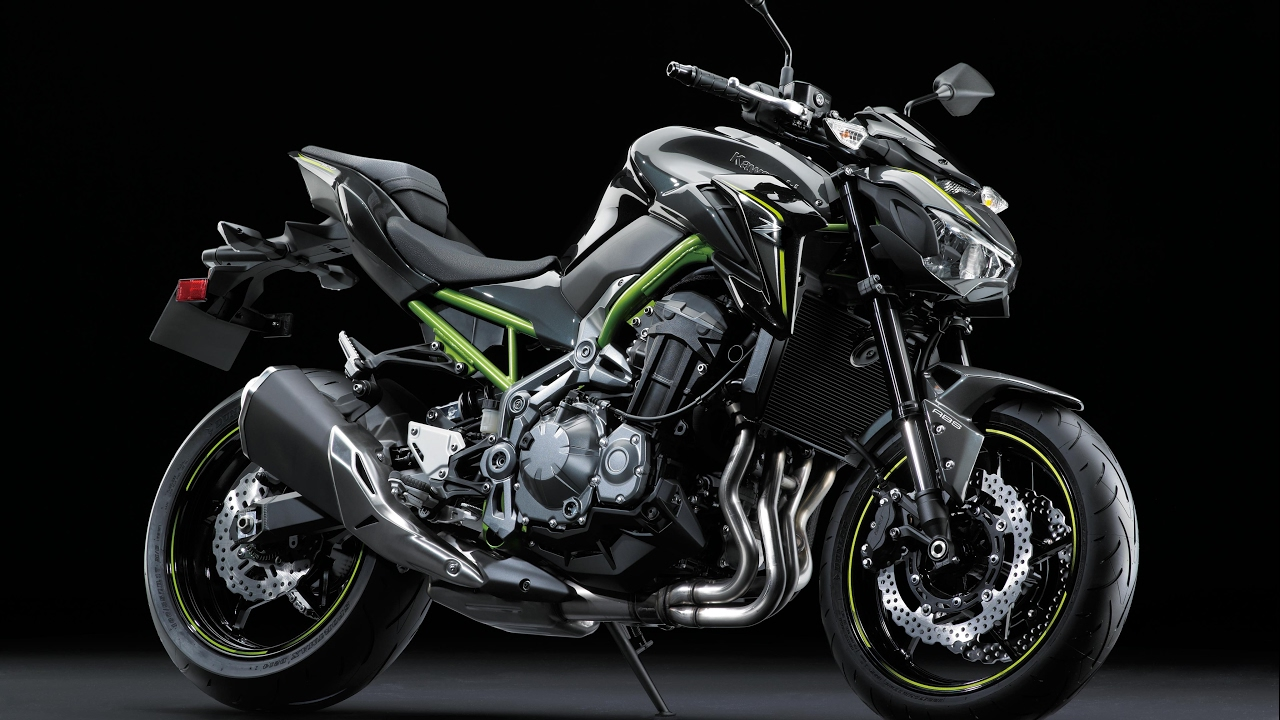 New Kawasaki Z900 MY17 - Official Video - YouTube