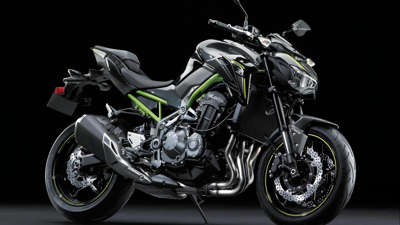 New Kawasaki Z900 My17