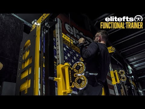 Elitefts Custom Functional Trainer | Elitefts.com