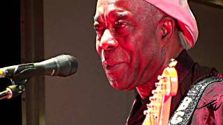 BUDDY GUY 2010 [HD] ~ Hoochie Coochie Man - Live Vernon