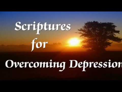 Bible Reading for Overcoming Depression