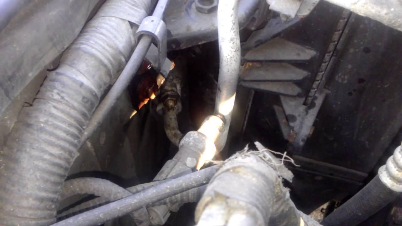 Como Reemplazar Un Condensador De Aire Acondicionado Ford