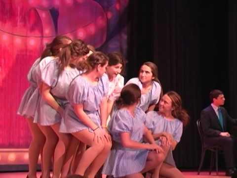 "Shenango High School - ""Guys & Dolls"" Musical 2012"