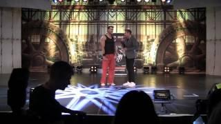 FIBO 2016 Showbühne ATX   Martial Arts Show