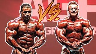 Hadi Choopan VS Flex Lewis 2020 Rematch