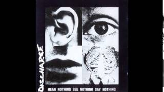 Discharge - 13 - Free Speech For the Dumb