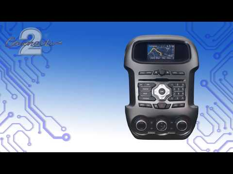 Ford Ranger (2015) Installation Guide