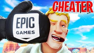 CHEATER GETS WHAT HE DESERVES..!!! | Fortnite Funny and Best Moments Ep.544 (Fortnite Battle Royale