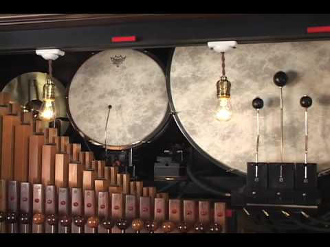 Seeburg Style H Orchestrion plays Barney Google