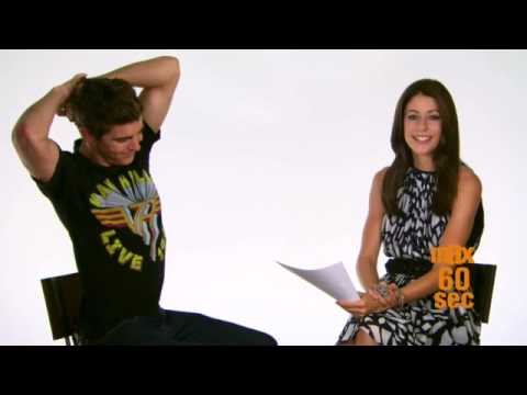 60 Seconds With: Zac Efron Cinemax