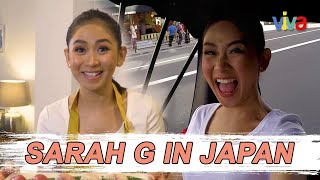 Sarah Geronimo in Japan