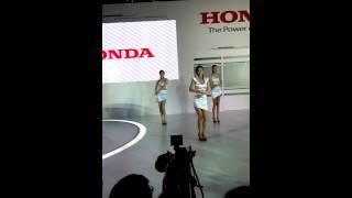 Honda girls