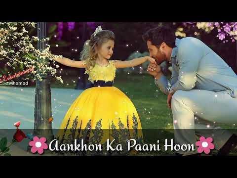 Baba Ki Rani Hoon | Whatsaap Status Video | Father Day Special Status Video |