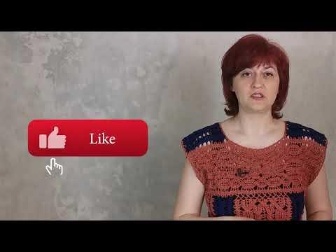 Араны крючком видео уроки