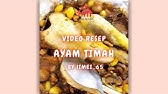 Ayam Timah Ayam Maharaja Praktis Banget Youtube
