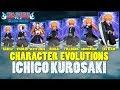 watch he video of Character Evolution: Ichigo Kurosaki [Bleach Brave Souls]