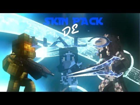Minecraft Spielen Deutsch Skin Para Minecraft Pe Halo Bild - Skin para minecraft pe halo