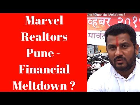 Marvel Realtors Pune - Financial Meltdown ?