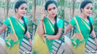 Yaradi Nee Mohini Vennila Swetha Dance Dubsmash Nakshathra Chaitra Reddy