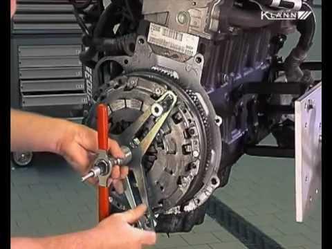 KL-0500-500 K - SAC-Kupplungs-Reparatur, Zweimassenschwungradscheibe prüfen (ZMS)