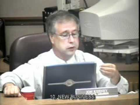 League City Council Meeting for September 26, 2006