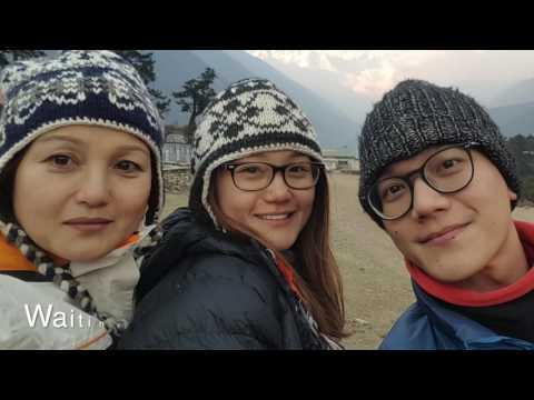12 Days Everest Base Camp Trek 2017,  Our journey through the himalayas :)