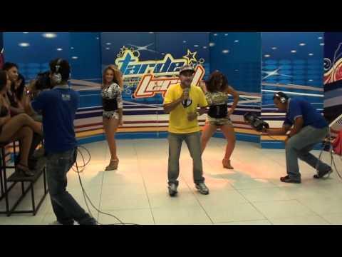 MC LEOZINHO NO PROGRAMA TARDE LEGAL - TV JORNAL/SBT-RECIFE-PERNAMBUCO-BASTIDORES