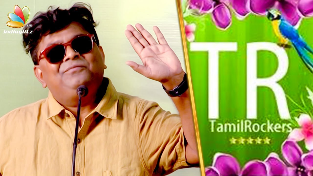 Tamilrockers Upload My Movie : Mysskin Speech