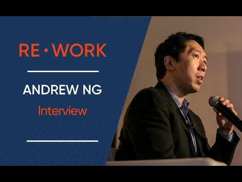 Fireside Chat with Andrew Ng & Katherine Gorman on all things Deep Learning